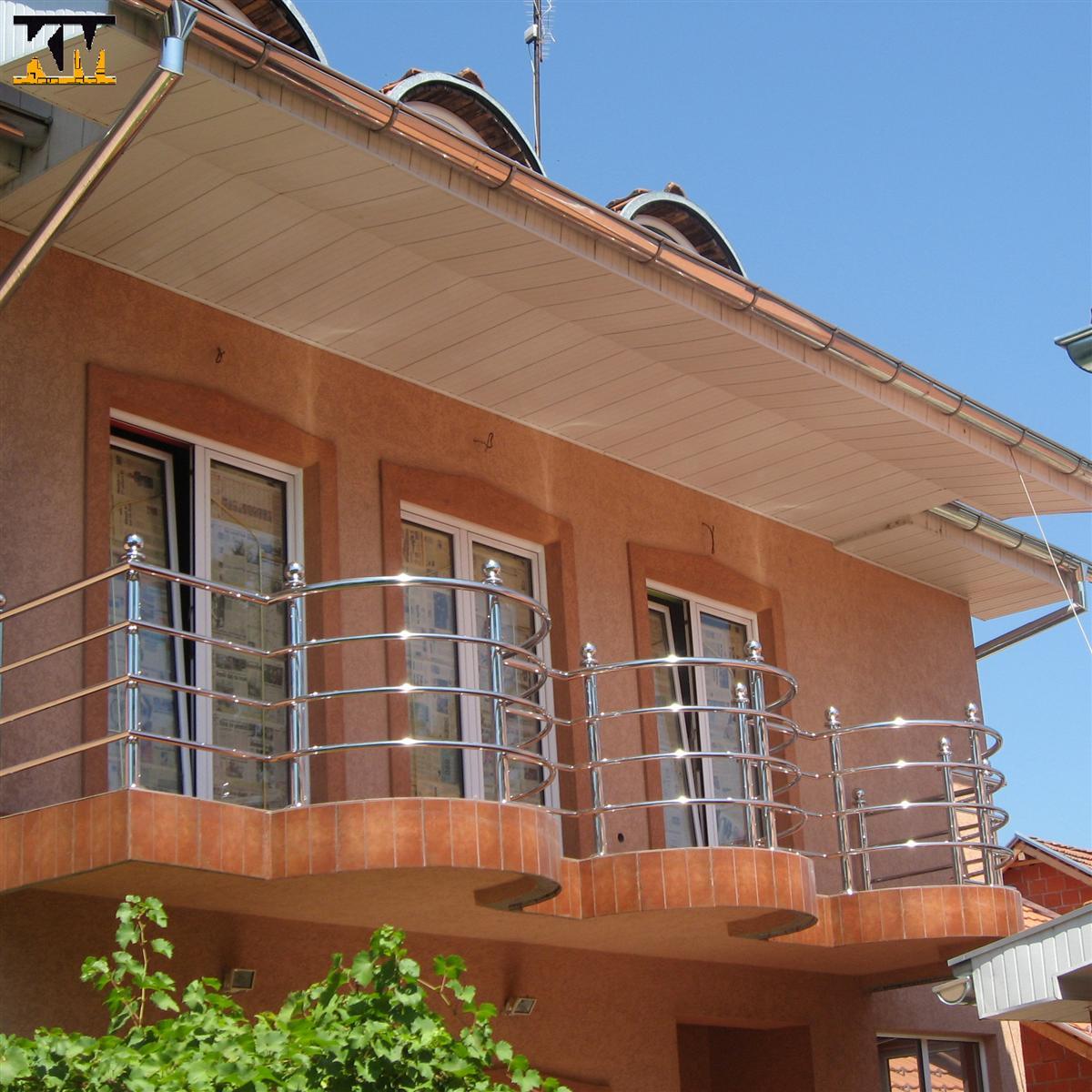 Spoljne fasade