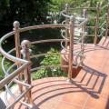 Adaptacije spoljne terase sa ogradom