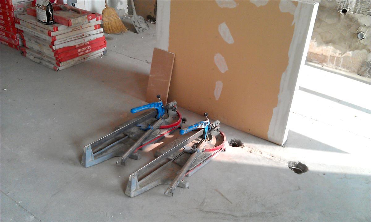 adaptacije i renoviranje stanova - gipsane adaptacije