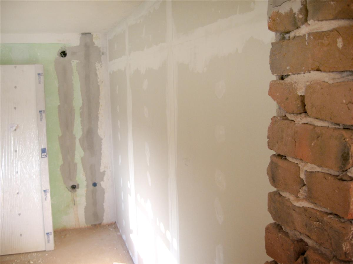 Adaptacije KM - pregradni zid