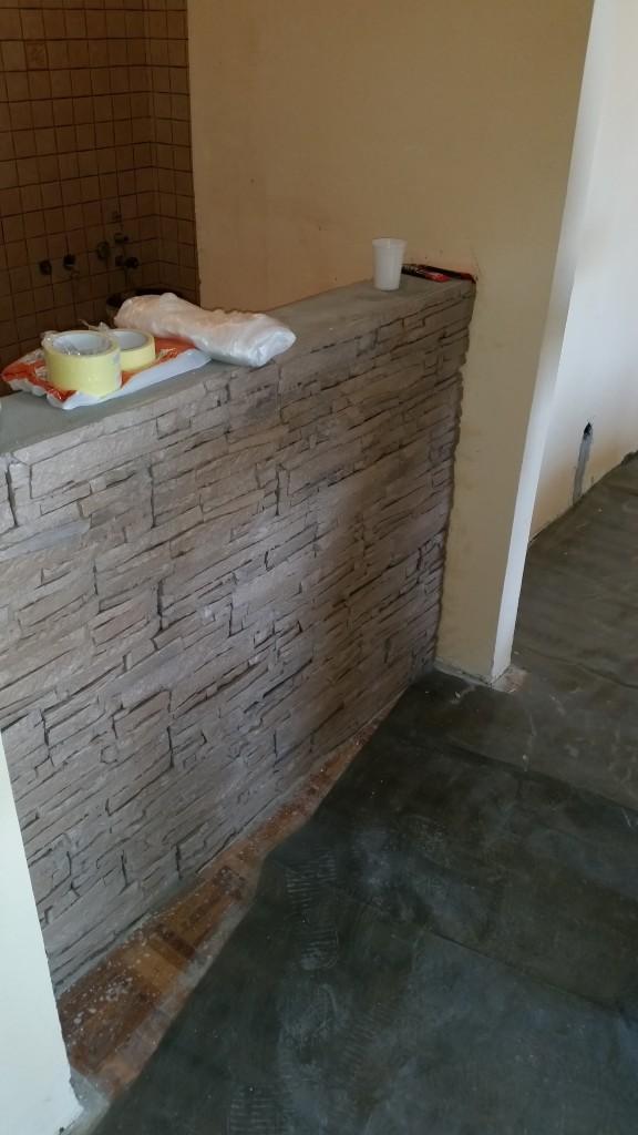 Ugradnja dekorativnog kamena